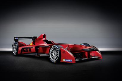 Le team ABT en Formule E