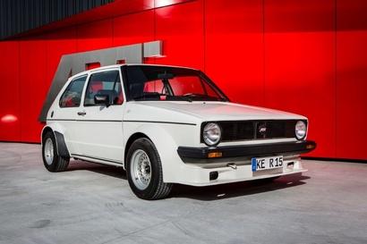Les 40 Ans de la VW Golf