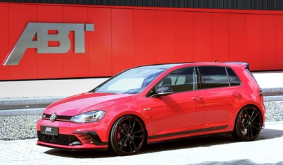 VW Golf 7 Clubsport version ABT