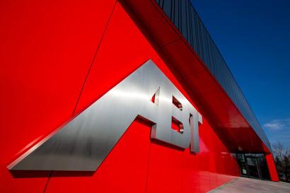 Le nouveau centre pour le département Motorsport d'ABT