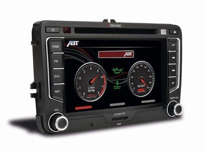 Le nouveau contrôleur de performance par ABT Sportsline et Zenec