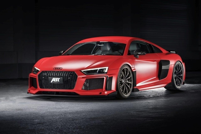Audi R8 ABT – Nouvelle génération