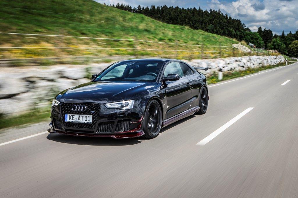 L Audi Rs5 Revue Par Abt Dans Une Version Rs5 R Abt Sportsline France