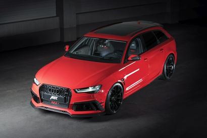 Audi RS6+ ABT en version limitée 50 exemplaires