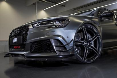 Une préparation extrême – l' Audi RS6-R par ABT Sportsline avec 730 chevaux