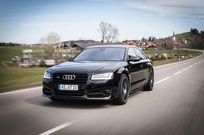 L'Audi S8 Plus avec 735 chevaux par ABT