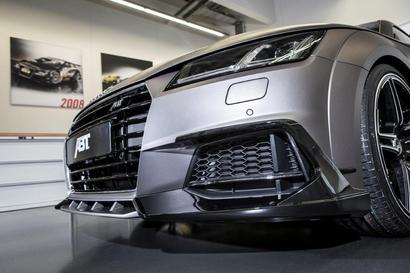 L'Audi TT – Le missile GunMetal !
