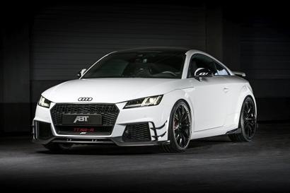 Audi TT RS-R ABT 500 chevaux….