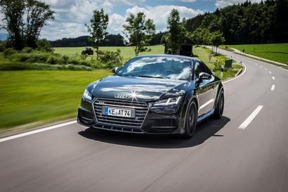 Audi TTS By ABT Sportsline – Agrément de conduite version XXL