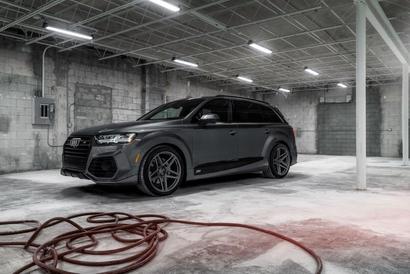 Audi Q7/SQ7 ABT Vossen