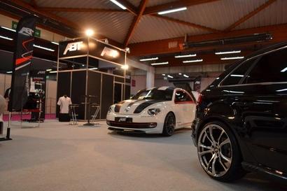 ABT Sportsline était au salon Auto/Moto de Toulouse du 16 au 24 novembre 2013