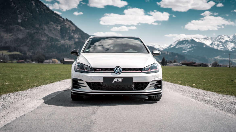 Volkswagen 7 GTI TCR