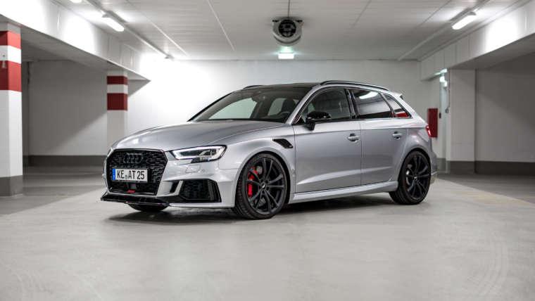 Audi RS 3 Sportback (WLTP) 470 ch