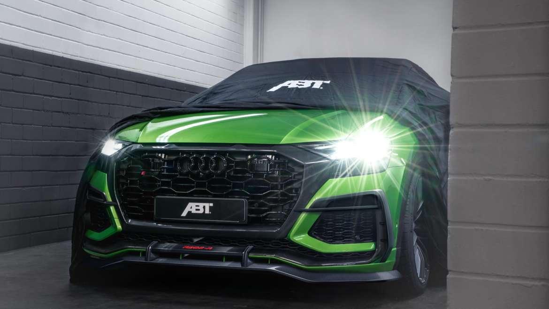 Audi RSQ8-R 2020