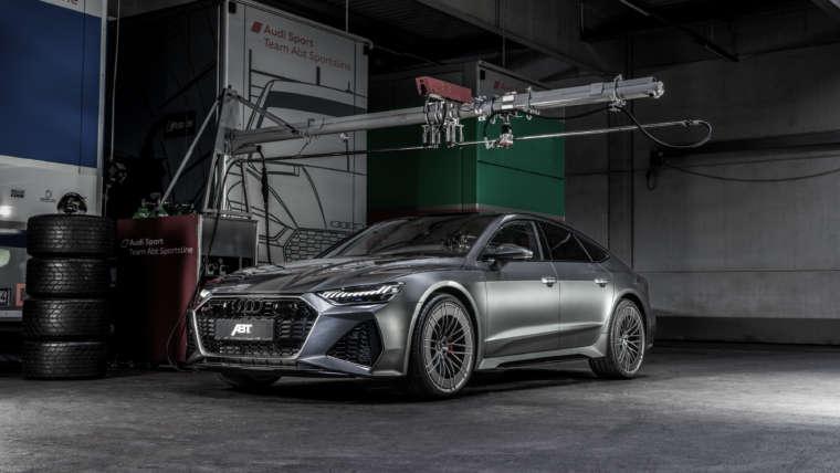 Audi RS7-R Sportback
