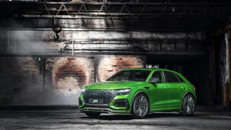 Audi RSQ8-R