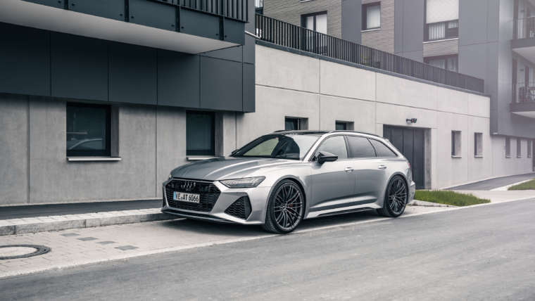 Plus de son et de puissance pour l'Audi RS 6 Avant