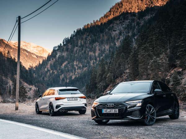 Nouvelles gamme Audi S3